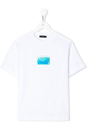 Nº21 Logo patch T-shirt