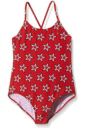 Tommy Hilfiger Girl's Dg Star Swimsuit