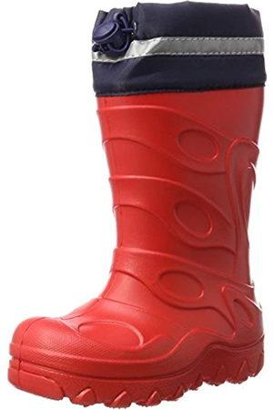 Beck Unisex Kids' Basic Snow Boots, (Rot 07)
