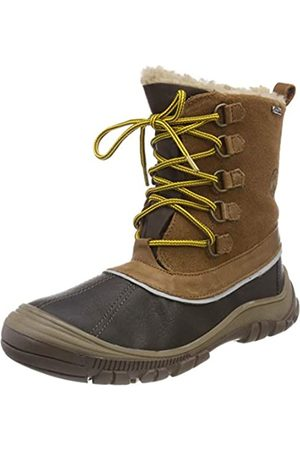 Primigi Boys' Pna GTX 24354 Snow Boots, (Cuoio/Biscotto 33)
