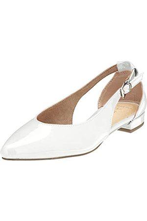 Marco Tozzi Women's 2-2-22114-24 Closed Toe Ballet Flats