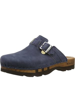 Woody Mens Lukas Clogs And Mules, (navy)
