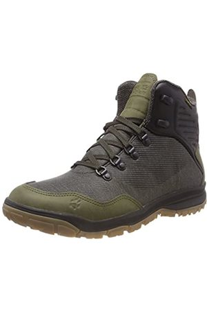 Jack Wolfskin Men's Seven Wonders Texapore Mid M High Rise Hiking Shoes, (Pinewood 5043)
