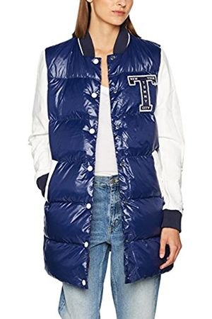 Tommy Hilfiger Women's Down Down Bomber Jacket