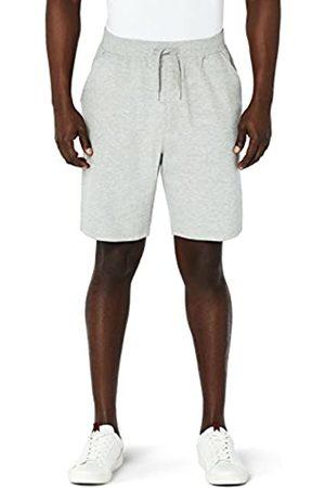 MERAKI Amazon Brand - Men's Sweat Jogger Shorts