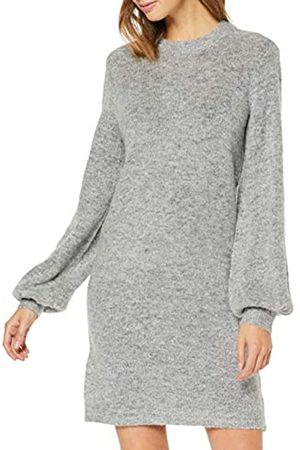 Object NOS Women's Objeve Nonsia L/s Knit Dress Noos