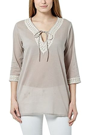 Berydale Women's Tunic With Embroidery and Pearls/