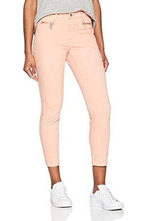 Mac Women's Skinny Double Zip Straight Jeans