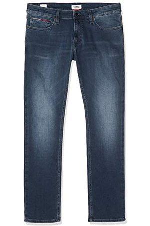 Tommy Hilfiger Men's Scanton Slim UTDK Straight Jeans