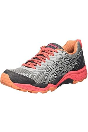 Asics Women's Gel-Fujitrabuco 5 Gymnastics Shoes, (Midgrey/ /Diva 9693)