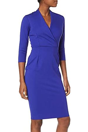 Closet Women's Closet Wrap Pencil Skirt Dress Party