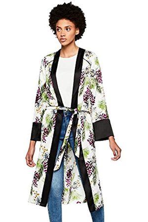 FIND Amazon Brand - Women's Longline Kimono, 8