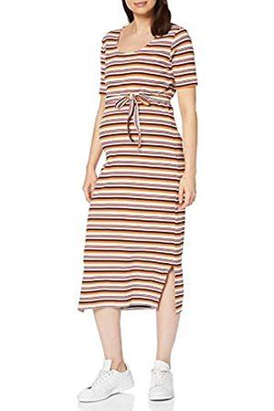 Mama Licious Women's Mltrishia 2/4 Jersey Midi Dress