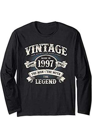 Irregulariteez 1997 Made In 1997 Classic 23rd Birthday The Man Myth Legend m9 Long Sleeve T-Shirt