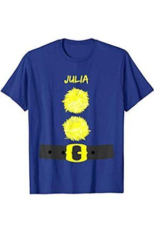 Dwarf Names Dwarf Costume Julia Name Christmas Party T-Shirt