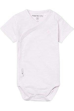 Noppies Baby Girls' G Romper ss Malaga 67354 Bodysuit