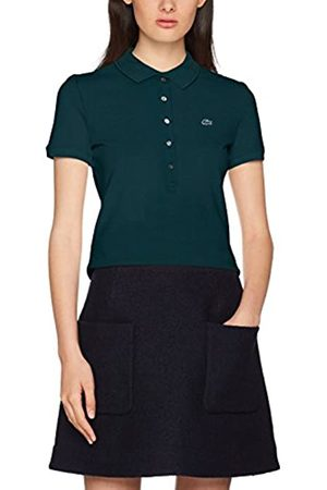 Lacoste Women's PF7845 Short Sleeve Polo Shirt