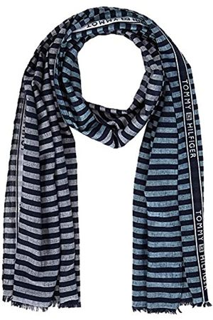 Tommy Hilfiger Men's Seasonal Stripes Scarf