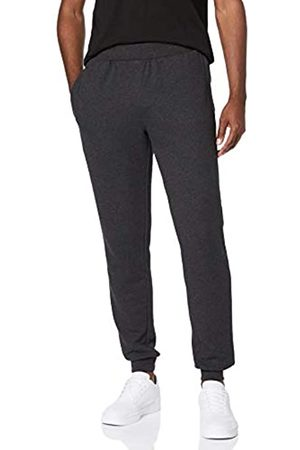 CARE OF by PUMA Men's Fleece Lined Cuffed Joggers, Gray, S