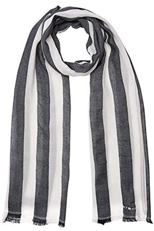 Tommy Hilfiger Men's Tailored Stripes Scarf