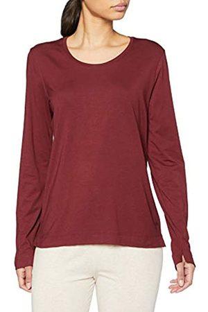 Marc O' Polo Women's Mix Shirt LS Crew-Neck Pyjama Top