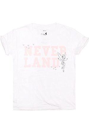 Disney Girl's Tinkerbell Neverland T-Shirt