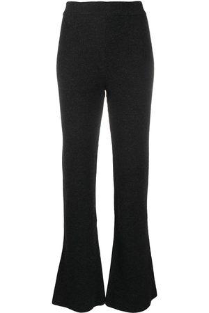 Nanushka Leba ribbed-knit trousers