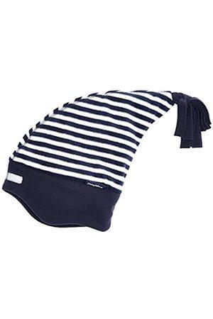 Playshoes Boy's Fleece-Zipfelmütze maritim Hat