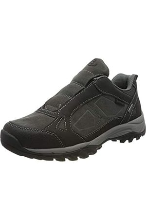 Bruetting Unisex Adults' Akron Slipper Nordic Walking Shoes, (Grau/Schwarz Grau/Schwarz)