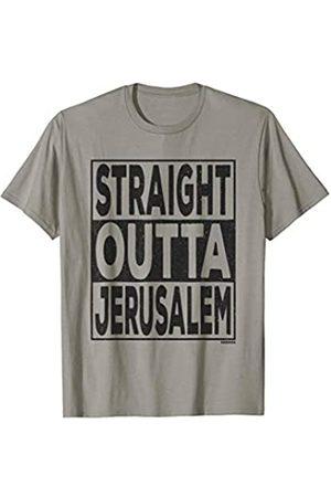Sababa Straight Outta Jerusalem T-Shirt
