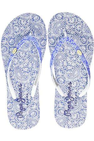 Pepe Jeans Girls' Beach All Over Flip Flops, (Summer 534)