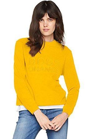 HUGO BOSS Women's Talogo 10199623 01 Long Sleeve Top