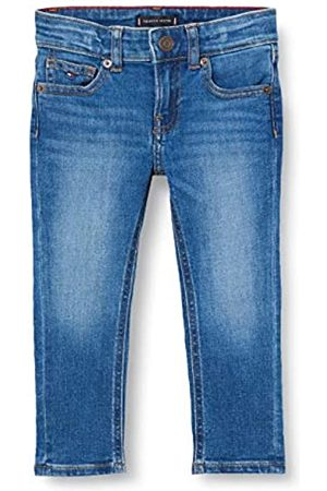 Tommy Hilfiger Boy's 1985 Straight OCFBST Jeans
