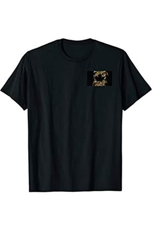 Eads Designs Canadian Multicam Camo Tactical Military Veteran Patch Flag T-Shirt