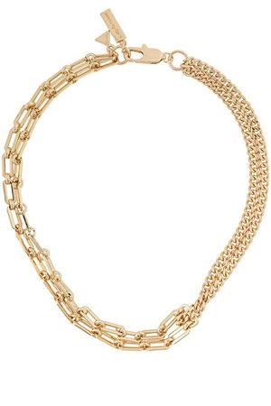 Coup De Coeur Mixed chain necklace