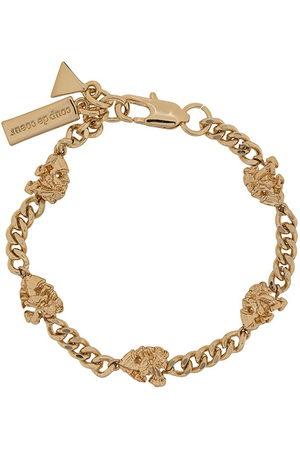 Coup De Coeur Rock detail chain bracelet