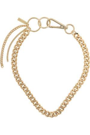Coup De Coeur Women Necklaces - Hoop linked chain necklace
