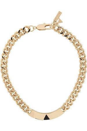Coup De Coeur Women Necklaces - Pyramid tag necklace
