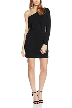 Pepe Jeans Women's Pencil Asymmetric Long Sleeve Dress - - X-Small