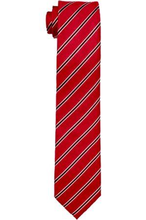 G.O.L. Boy's Krawatte, Diagonal-Stripe 9948605 Necktie, -Rot ( 7)
