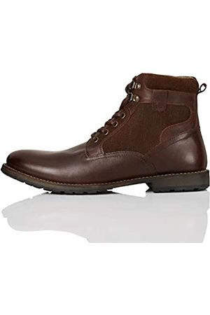 FIND Amazon Brand - Men's Classic Boots, (Waxy Dark )