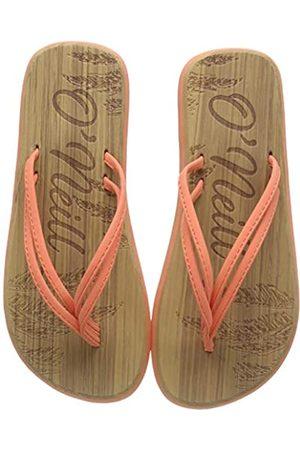 O'Neill Girls' Fg Ditsy Sandalen Flip Flops, (Mandarine 3121)
