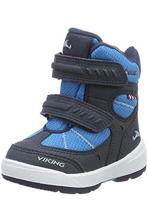 Viking Unisex Kids' Toasty Ii GTX Snow Boots, (Navy/ 535)