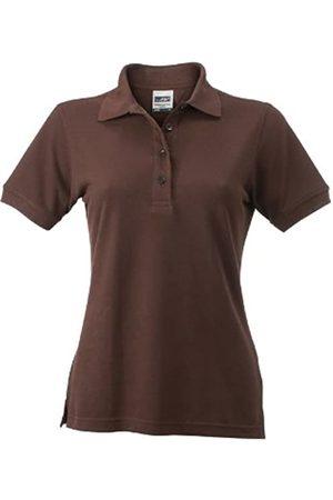 James & Nicholson Women's Ladies Workwear Maternity Polo Shirt,