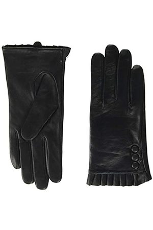 Dorothy Perkins Women's Button frill leather glove