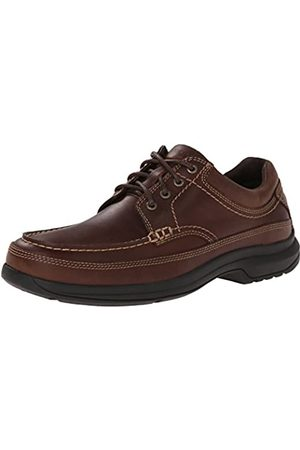 Rockport Men's Banni Oxfords, (Dark Tan)
