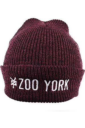 ZOO YORK Men's Logo Beanie