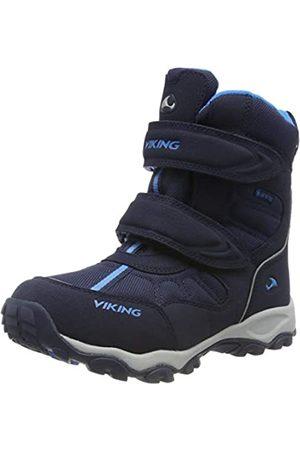 Viking Unisex Kids' Bluster Ii GTX Snow Boots, (Navy 5)
