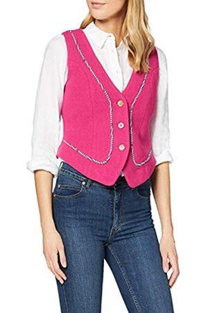 Joe Browns Women's Funky Fuchsia Waistcoat Jacket