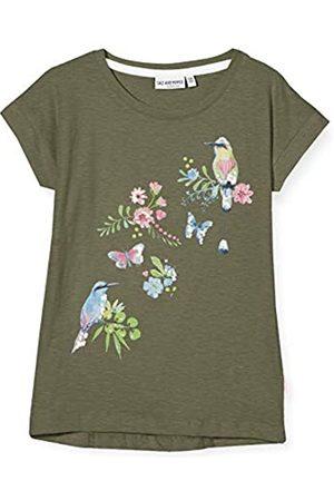 Salt & Pepper Salt and Pepper Girls' Tiere Druck mit Glitzerdruck und Pailletten T-Shirt